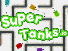 Игра SuperTanks.io