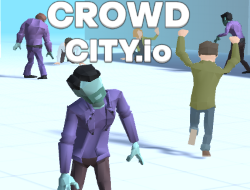 Игра Crowd City.io