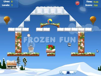 Игра Frozen Fun