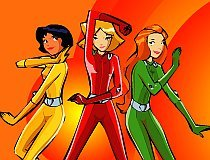 Игра Totally Spies Shooter