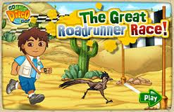 ���� Diego And The Great Roadrunner Race