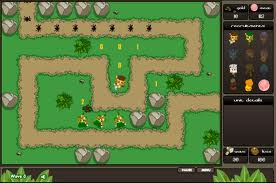 Игра Jungle Hunt TD