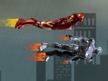 Игра Iron Man Air Combat
