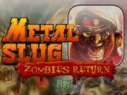 Игра Metal Slug Zombies Return