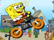 ���� Spongebob Super Bike