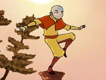 Игра Avatar Aang On