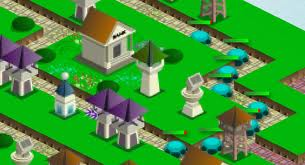 Игра Pixelshock Tower Defence II