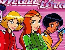 Игра Totally Spies Operation Shop