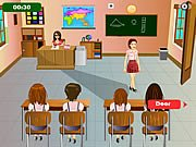 Игра Sneak Out Ditch School