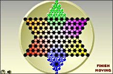 Игра Chinese Checkers