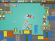 Игра Dock My Boat