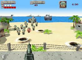 Игра Onslaught Flash