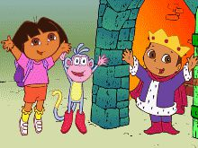 Игра Dora Saves The Prince Game
