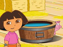 Игра Dora Saves The Farm