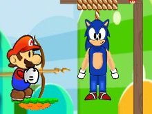 ��� Mario and Sonic Doll 2