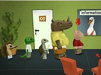 Игра Animal Office