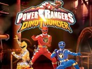 ���� Power Rangers Dino Thunder