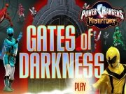 ���� Power Rangers Gates of Darkness
