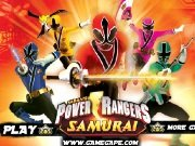 ���� Saban's Power Rangers Samurai