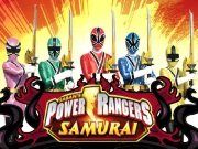 ���� Power Rangers Samurai Spirit