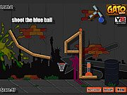 Игра Basketball Cannon