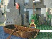 ���� The Lego Treasure Hunt