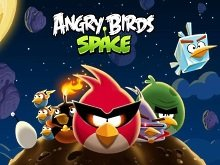��� Angry Birds Space