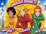 Игра Totally Spies Groove Panic