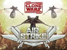 Игра Star Wars Air Strike
