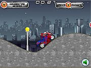 Игра Spiderman Motobike
