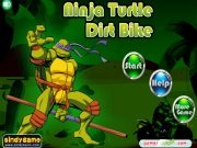 ��� Ninja Turtle Dirt Bike