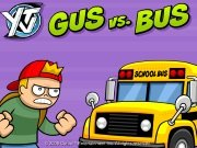 Гра Gus Vs. Bus