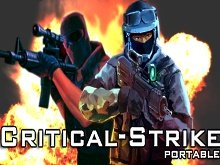 Игра Critical Strike Portable